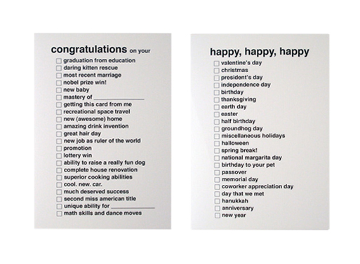 All Purpose Greeting Cards