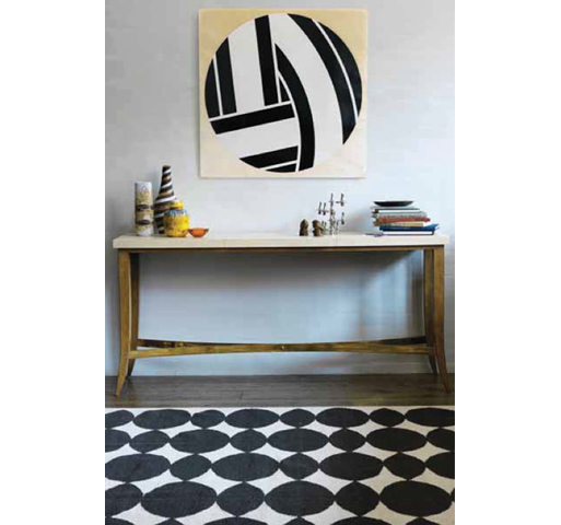 Almond Rug by DwellStudio