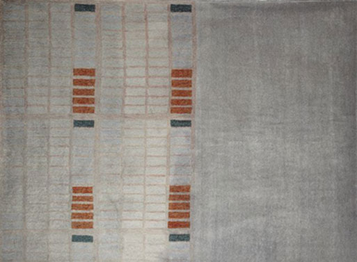 Alyson Fox Overdyed Rows Rug