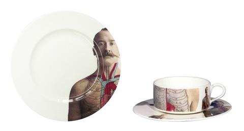 Anatomica Tableware