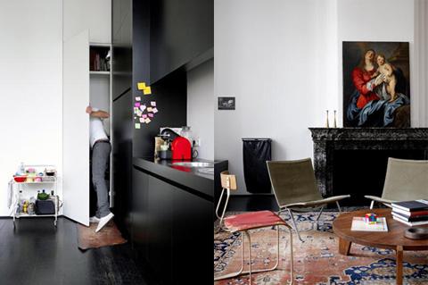 Apartment FH, photos Vercruysse Frederik