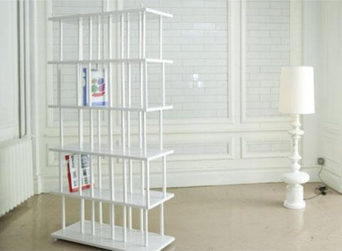 47 Reedy Bookcase