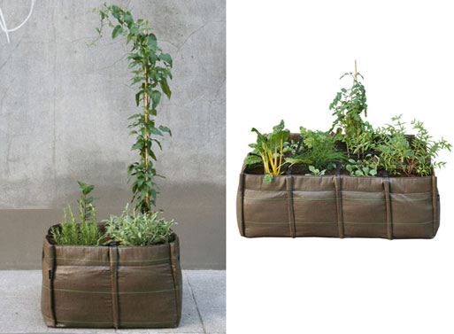 Bacsac Mobile Gardening Containers
