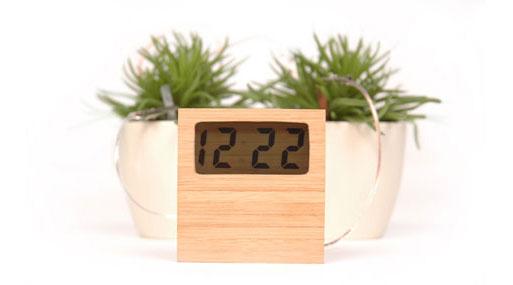 Bamboo Soil Clock