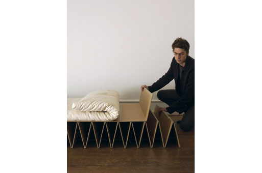 Itbed mattress and futon