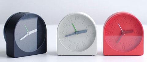 Bell Alarm Clock by Sam Hecht