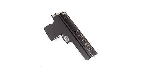 Bible Gun by Robert The