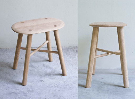 Biscuit Stool
