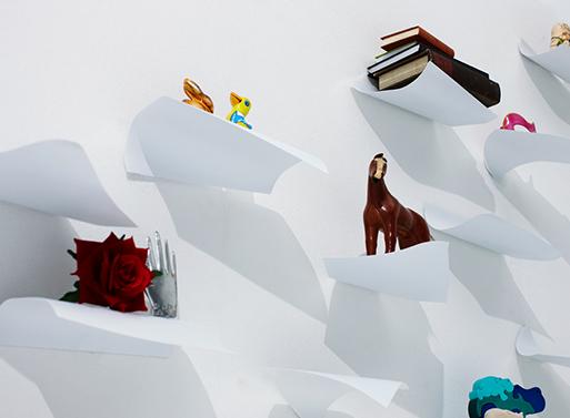 Blow Wall Shelf