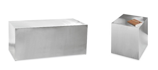 Blox Bench and Cube