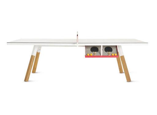 Canteen Table Leg Set Desk Work Better Living Through