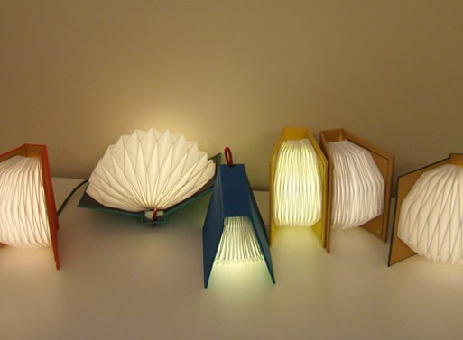 Book Table Light