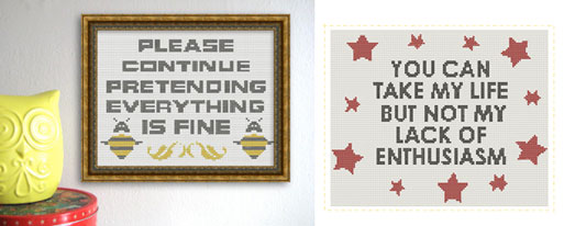 Fuldesign Cross Stitch Kits