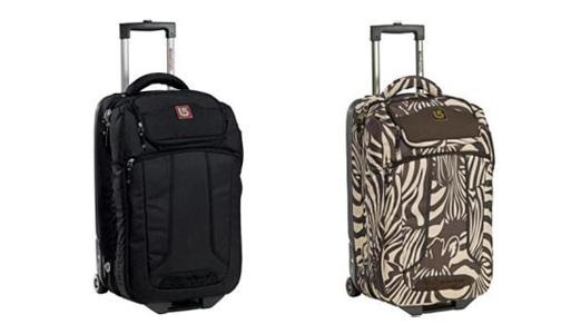 Wheelie Flight Deck Luggage
