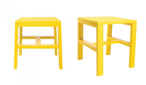 Cain Collection Stool