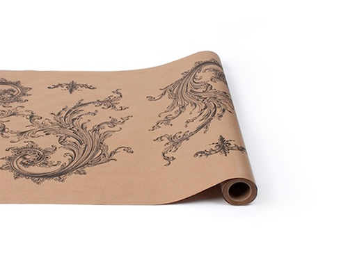 Flourish Paper Table Runner