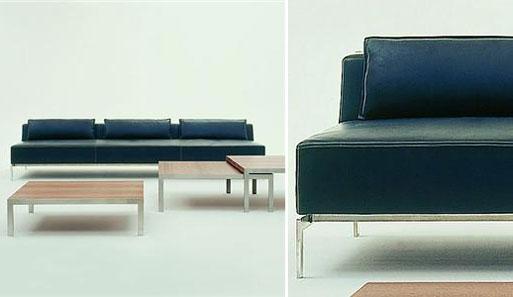 Cappellini extra sofa series by fabien baron