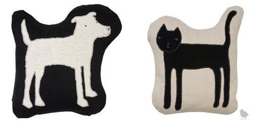 k studio Cat & Dog Pillows