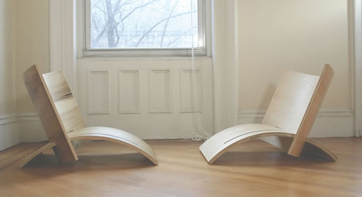 Chair #1.2 by Yuichiro Nishizawa/everyspace