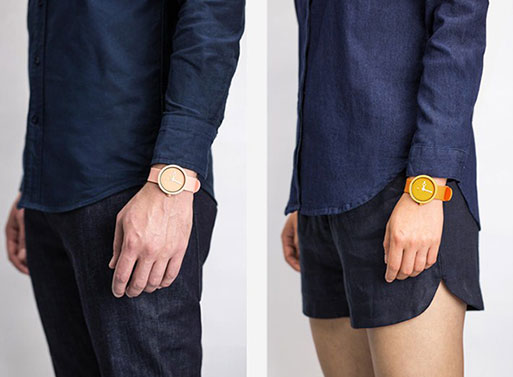 AARK Collective Classic Watch unisex