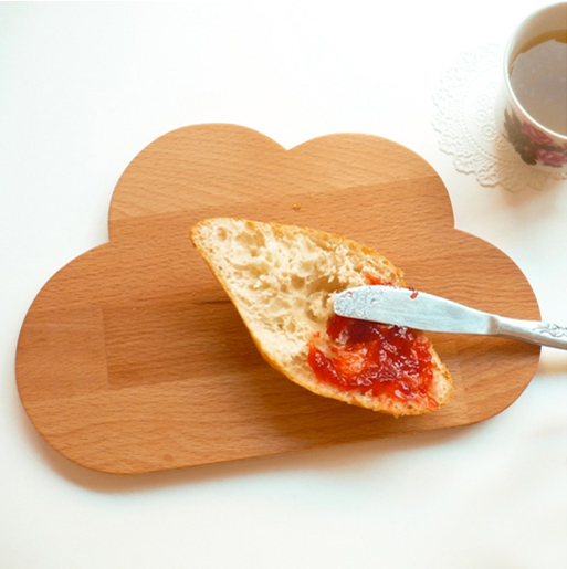 Snug Cloud Cutting Board