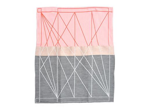 Color Fest Tea Towel