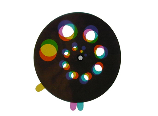Color Wheel and Diskiness