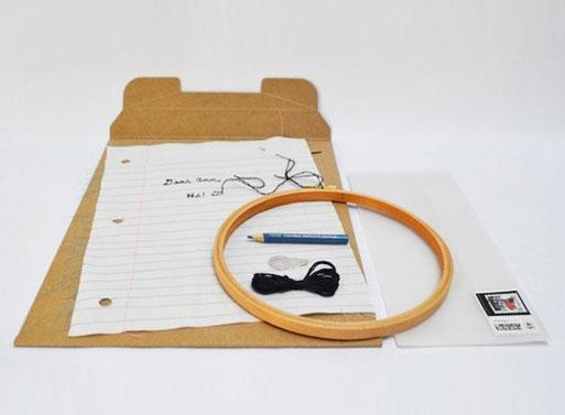 Correspondence Kit