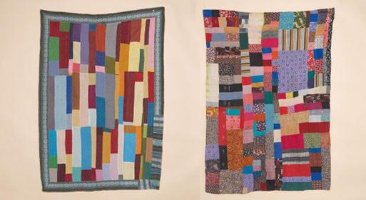 Antique Sari Quilts
