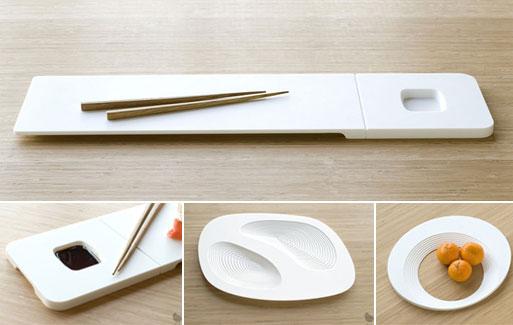 DESU DESIGN Masu Sushi Tray