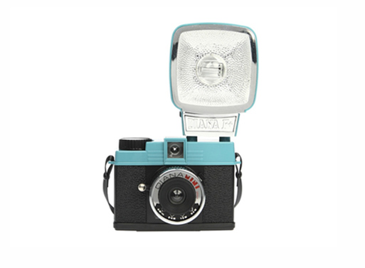 Diana Mini Camera with Flash