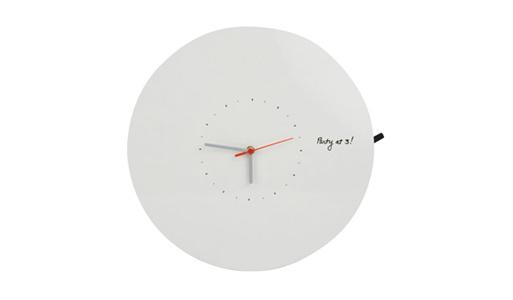 Dry Erase Wall Clock