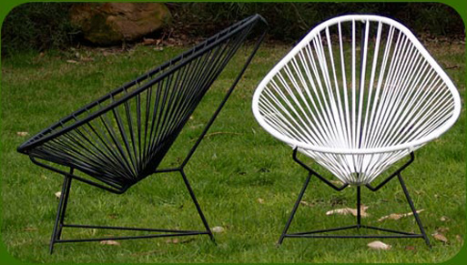 Egg Chairs (Outdoor)