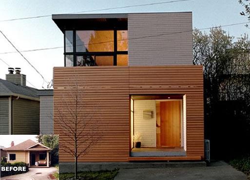 Renovation by Eggleston Farkas Architects