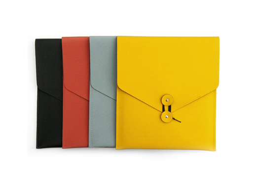 Envelope iPad Case colors