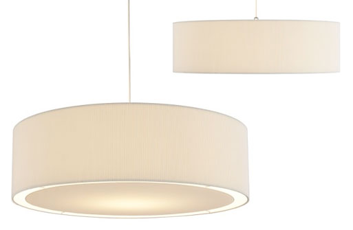 Oversized Equator Pendant Lamp