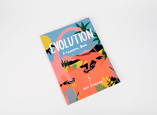 evolution-a-coloring-book