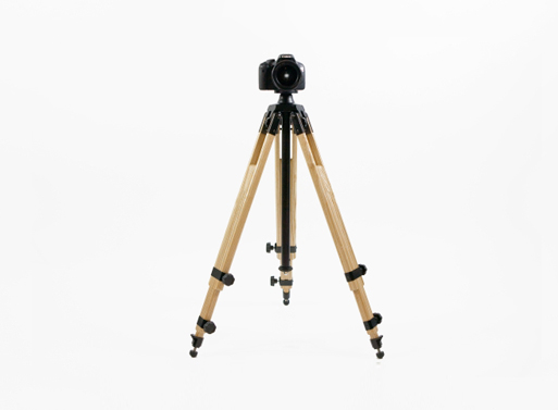 Expedition Wooden Tripod