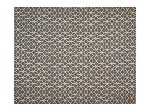 Dwell Studio Charcoal Facet Rug