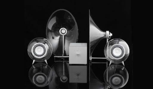 Ferguson Hill mini speakers
