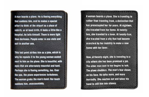 Fiction Passport Covers