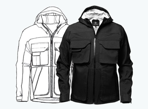 Aether Apparel's Field Jacket