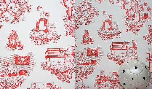 Custom Wallpaper via Flavor Paper