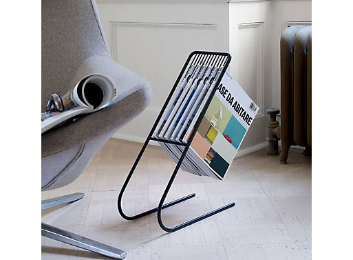Float Magazine Rack