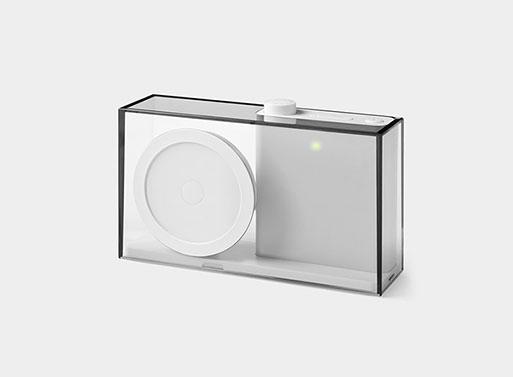 Flow Radio and Speaker