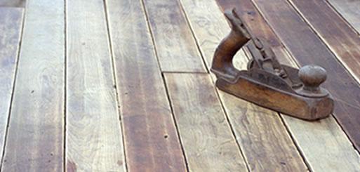 Foundry Maple reclaimed floors