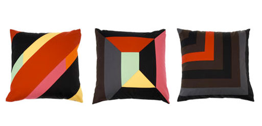 Fred Red Pillows