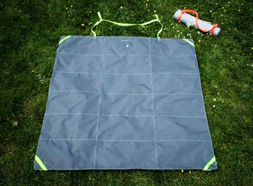 Roll Up Picnic Blanket