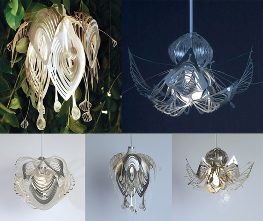 The Future Flora Lamps by Artecnica