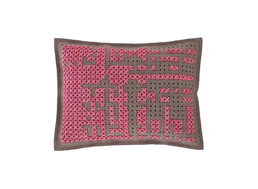 Canevas Abstract Cushion